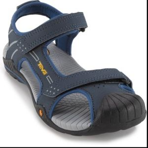 Teva Toachi 2 blue grey closed toe sandals